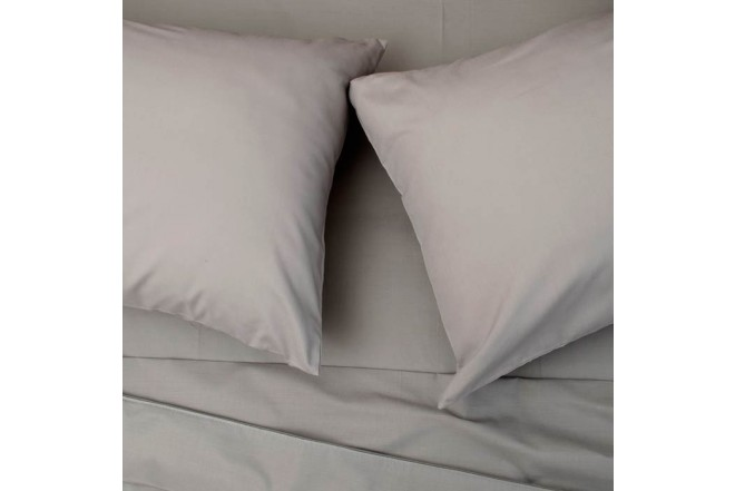 Juego de cama K-LINE King Sesgo Gris 144 hilos