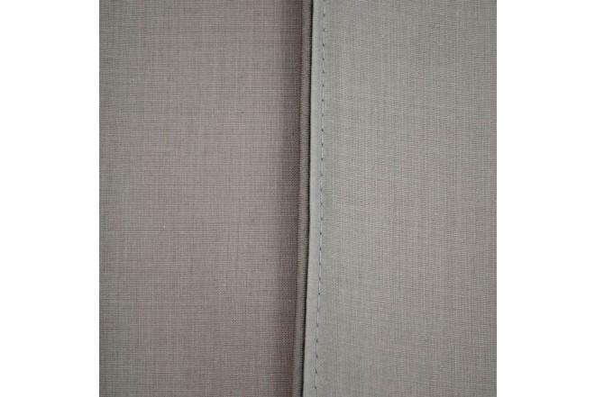 Set x 2 Fundas de almohada K-LINE 50 x 90 Gris