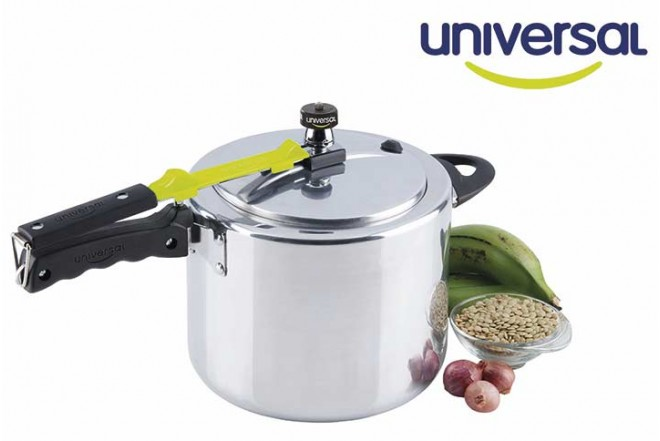 Olla a Presión UNIVERSAL Ready to Cook 6 Litros