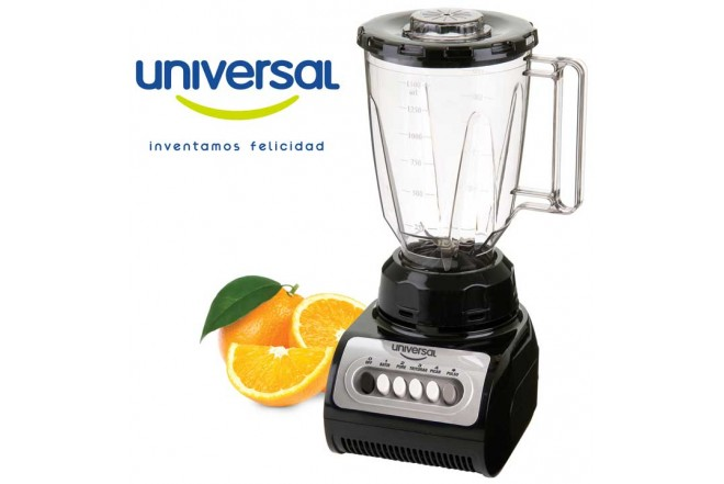 Licuadora UNIVERSAL L50803 Vidrio