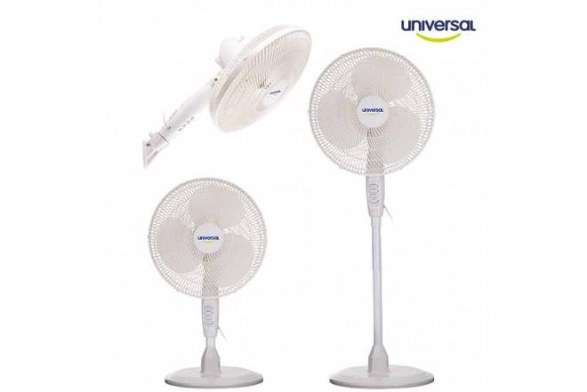 """Ventilador UNIVERSAL 16"""" 3 en 1 L75100"""