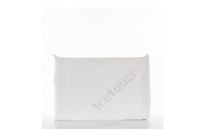 Almohada DISTRIHOGAR 50 x 70 cm - Ice Touch (Almohada)-1