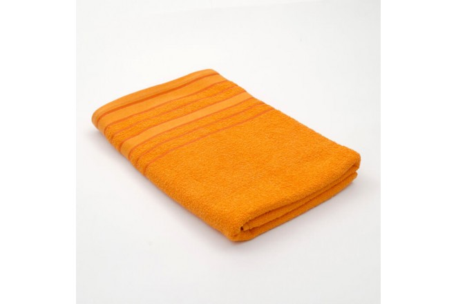 Toalla de cuerpo K-LINE Valerie Naranja 70 x 140