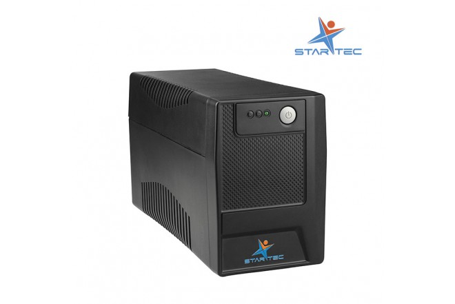 UPS STARTEC 850VA interactiva