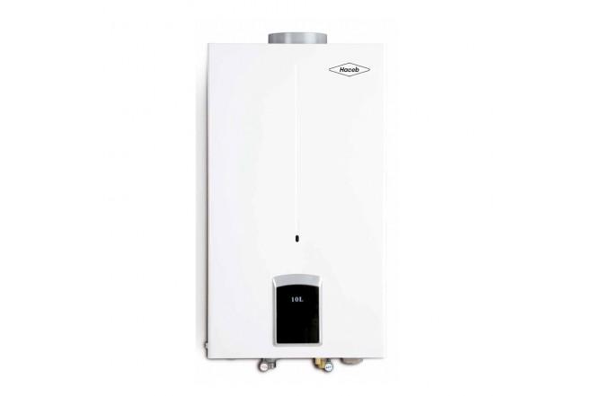 Calentador de Paso HACEB CPG 10L Tiro Natural GN1