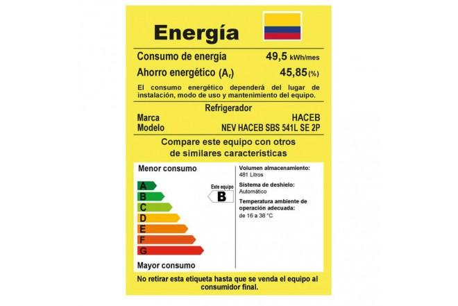 Nevecón HACEB SBS541L SE 2P T7
