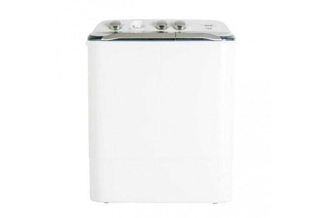 Lavadora HACEB Semiautomática 7 KG SA0700 Blanca
