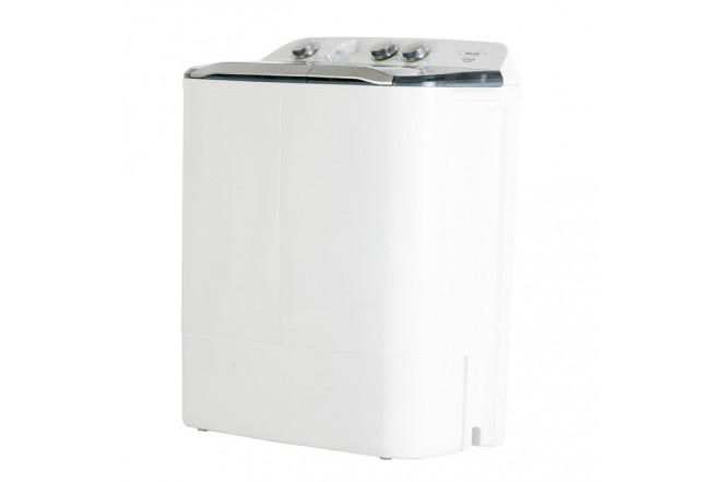 Lavadora HACEB Semiautomática 7 KG SA0700 Blanca 3