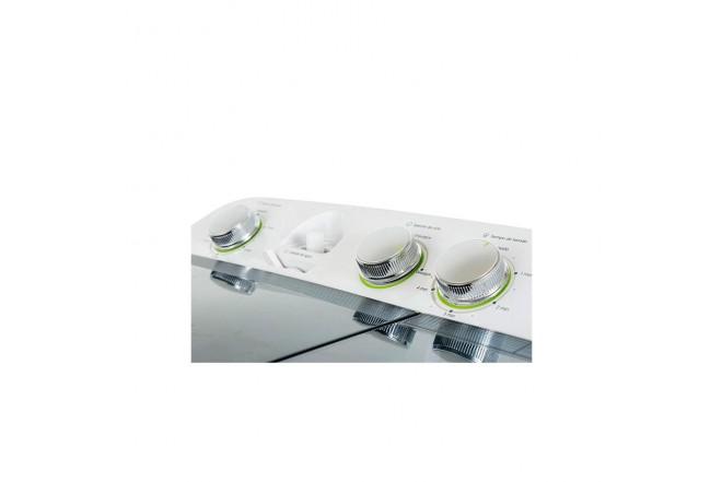 Lavadora HACEB Semi Automática 7Kg AS0700 Blanco6