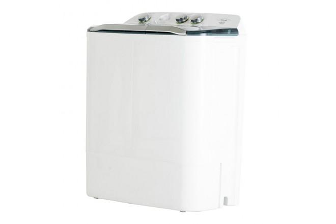 Lavadora HACEB Semi Automática 7Kg AS0700 Blanco3