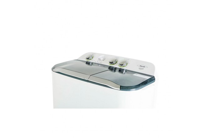 Lavadora HACEB Semi Automática 7Kg AS0700 Blanco4