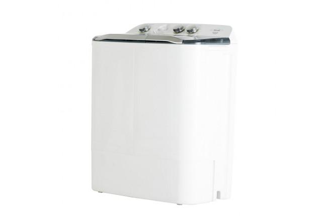 Lavadora HACEB Semi Automática 7Kg AS0700 Blanco