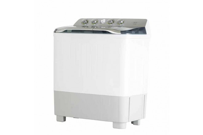 Lavadora HACEB Semi Automática13Kg D1308 Blanco2