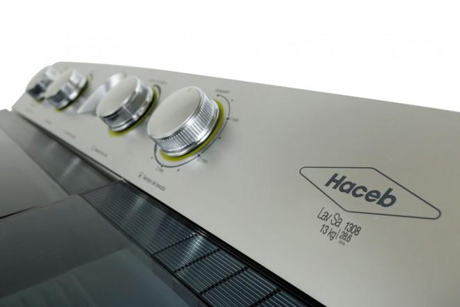 Lavadora HACEB Semi Automática13Kg D1308 Blanco