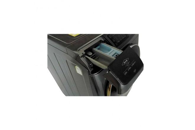 Lavadora / Secadora HACEB 15Kg Carga Frontal F1501 Titanio5
