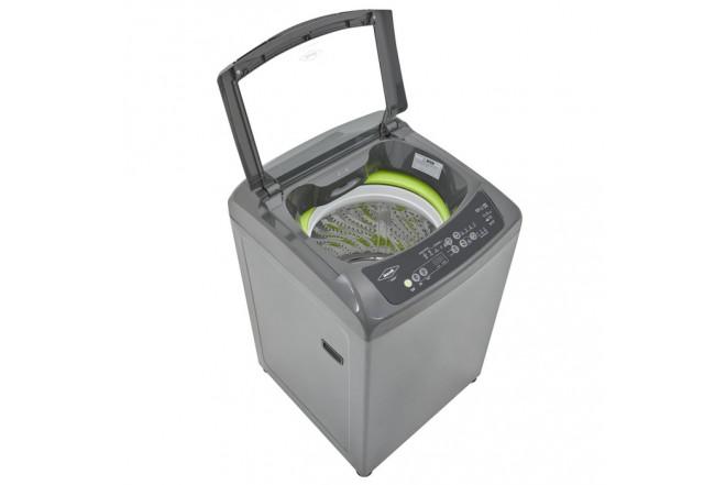 Lavadora HACEB Carga Superior Digital 13 KG Pandora Gris 5