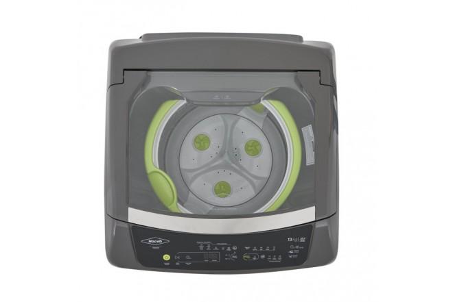 Lavadora HACEB Carga Superior Digital 13 KG Pandora Gris 8