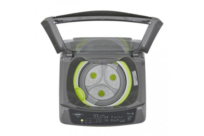 Lavadora HACEB Carga Superior Digital 13 KG Pandora Gris 7