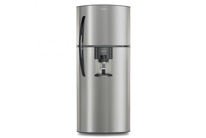 Nevera MABE No Frost Congelador Superior 420 Litros Brutos RMP420FYCU Gris1