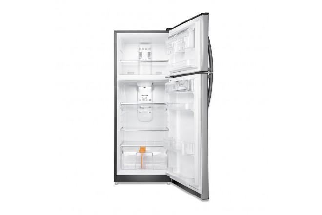 Nevera MABE No Frost Congelador Superior 400 Litros Brutos RMP400FZCC Negro2