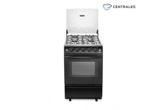Estufa CENTRALES 20 con Horno CCC20SGNXN-4