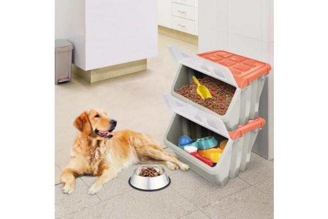 Caja Almacenadora RIMAX para Mascotas