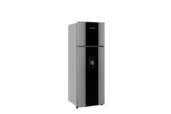Nevera CHALLENGER Frost Congelador Superior 232 Litros Brutos CR312B Gris1