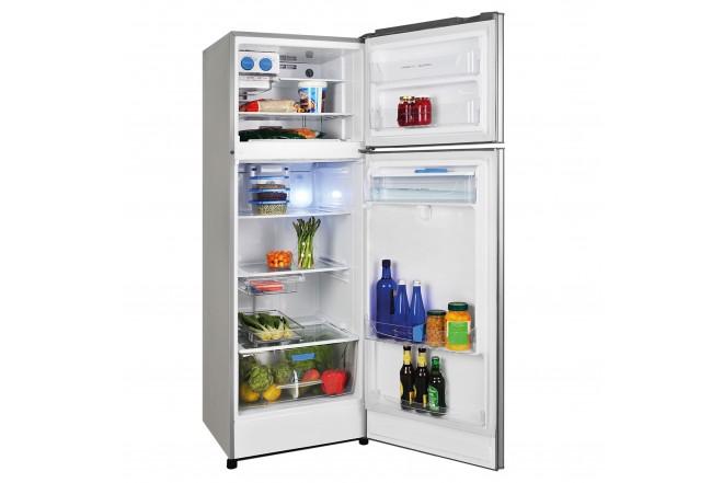 Nevera CHALLENGER Frost Congelador Superior 232 Litros Brutos CR312B Gris4