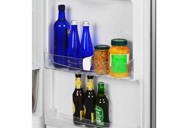 Nevera CHALLENGER Frost Congelador Superior 232 Litros Brutos CR312B Gris5