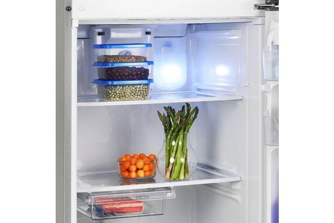 Nevera CHALLENGER Frost Congelador Superior 232 Litros Brutos CR312B Gris6