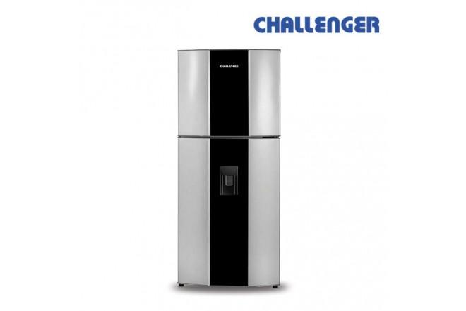 Nevera CHALLENGER 390Lt CR498B Gris