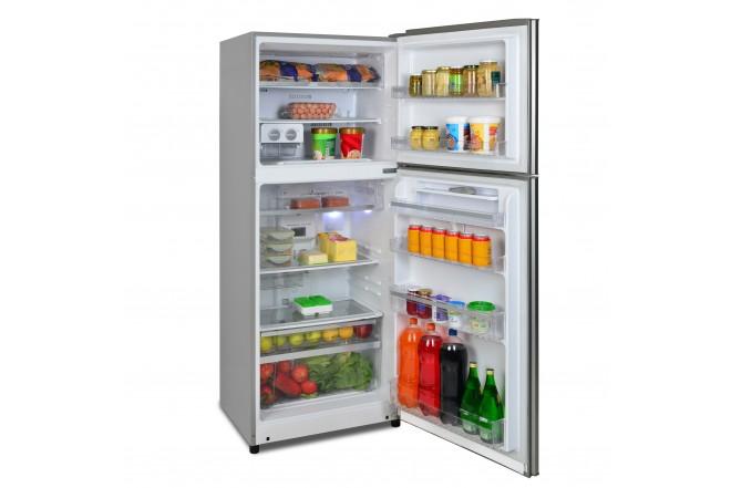Nevera CHALLENGER No Frost Congelador Superior 390 Litros Brutos CR498B Gris4
