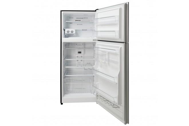 Nevera CHALLENGER No Frost Congelador Superior 450 Litros Brutos CR570 Negro3
