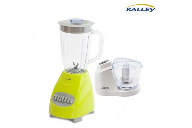 Kombo KALLEY Licuadora BPP40V + Procesador de Alimentos PA1004B01
