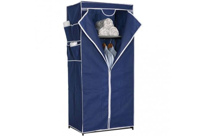 Closet de Tela Azul
