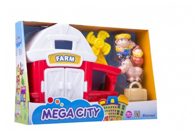 Granja Mega city Keenway