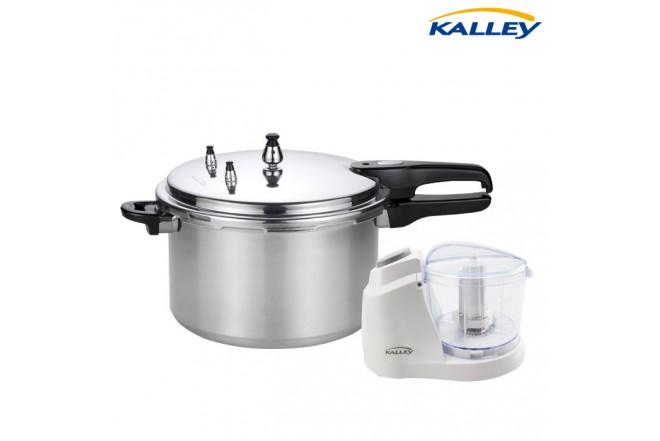 Kombo KALLEY Olla a Presión 6LE + Procesador de alimentos 1004B01