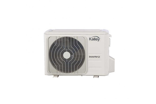Aire Acondicionado KALLEY Inverter 9000BTU 110V Blanco3