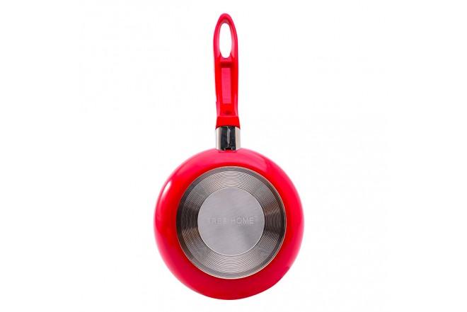 Sartén 16 cm FREE HOME TFJP-A6 Rojo
