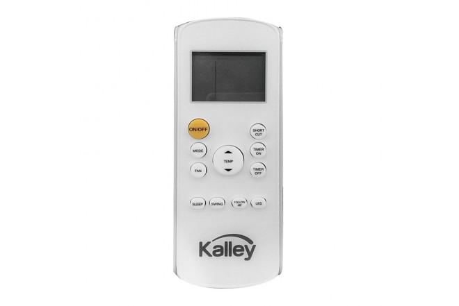 Aire Acondicionado KALLEY Convencional 9000BTU 110V Blanco6