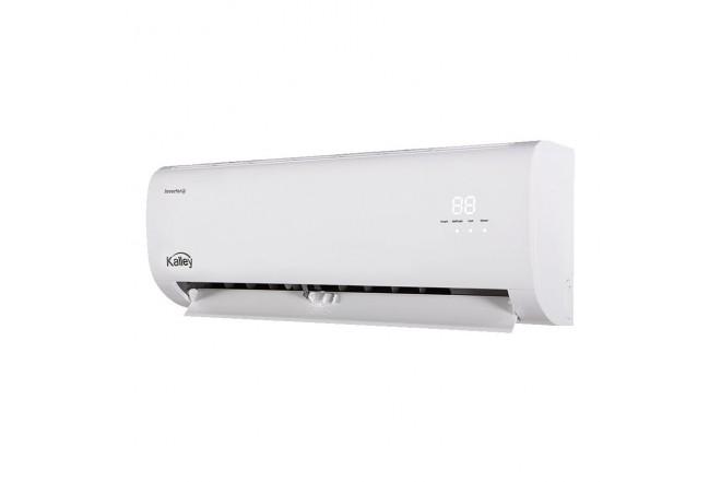 Aire Acondicionado KALLEY Inverter 22000BTU K22INV2F Blanco4