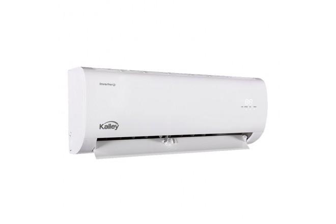 Aire Acondicionado KALLEY Inverter 22000BTU K22INV2F Blanco3