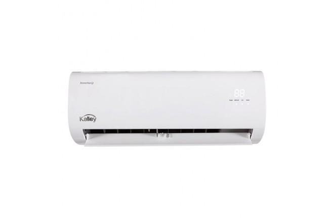 Aire Acondicionado KALLEY Inverter 22000BTU K22INV2F Blanco2