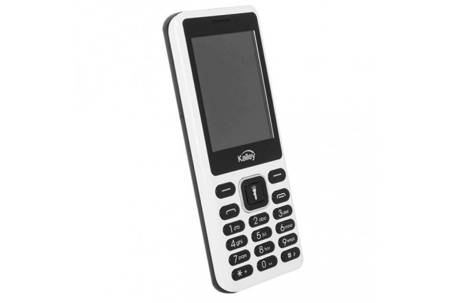 Celular Libre KALLEY Urban Blanco DS 2G