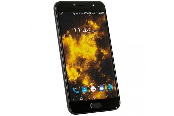 Celular Libre KALLEY Gold Negro DS 4G