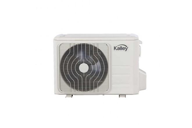 Aire Acondicionado KALLEY Convencional 9000BTU 220V Blanco4