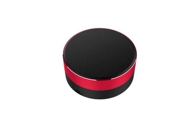Parlante Kalley Bluetooth KGPB5 Negro/Rojo