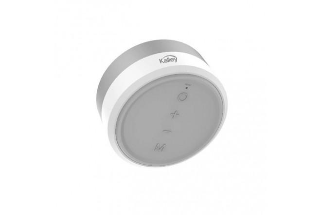 Parlante Kalley Bluetooth KGPB5 Gris/Blanco