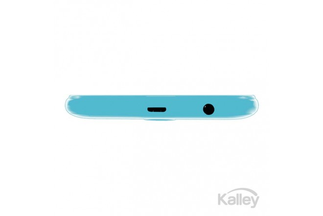 Celular KALLEY Element Plus DS 3G Azul