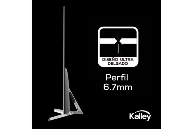 """TV 65"""" 164cm KALLEY LED65UHDSV Internet"""